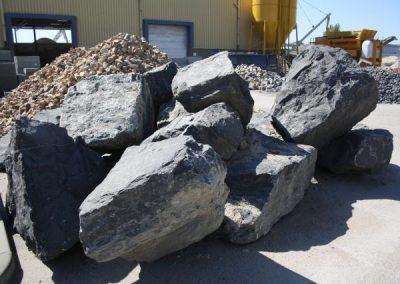 kalksteenrotsen